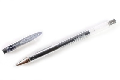 Photo2: Uni-ball Signo Erasable Gel Ink Pen 0.5mm -Black