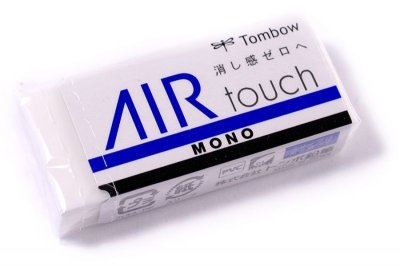 Photo1: Tombow MONO Air Touch Eraser