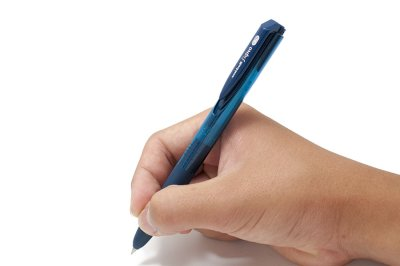 Photo3: Uni-ball Signo RT1 Gelink Pen 0.28mm -Blue-black Ink