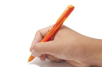 Photo3: Uni-ball Signo RT1 Gelink Pen 0.28mm -Orange Ink