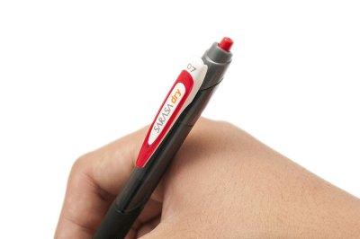Photo3: Zebra Sarasa Rapid Dry Gel Ink Pen 0.7mm -Red Ink
