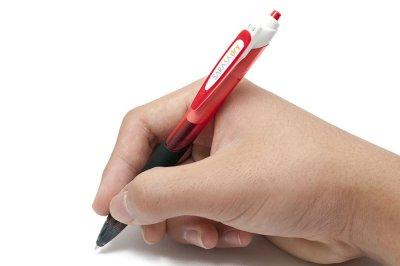 Photo2: Zebra Sarasa Rapid Dry Gel Ink Pen 0.4mm -Red Ink
