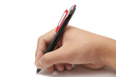 Photo2: Zebra Sarasa Rapid Dry Gel Ink Pen 0.7mm -Red Ink
