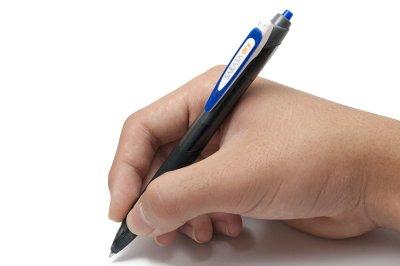 Photo2: Zebra Sarasa Rapid Dry Gel Ink Pen 0.7mm -Blue Ink